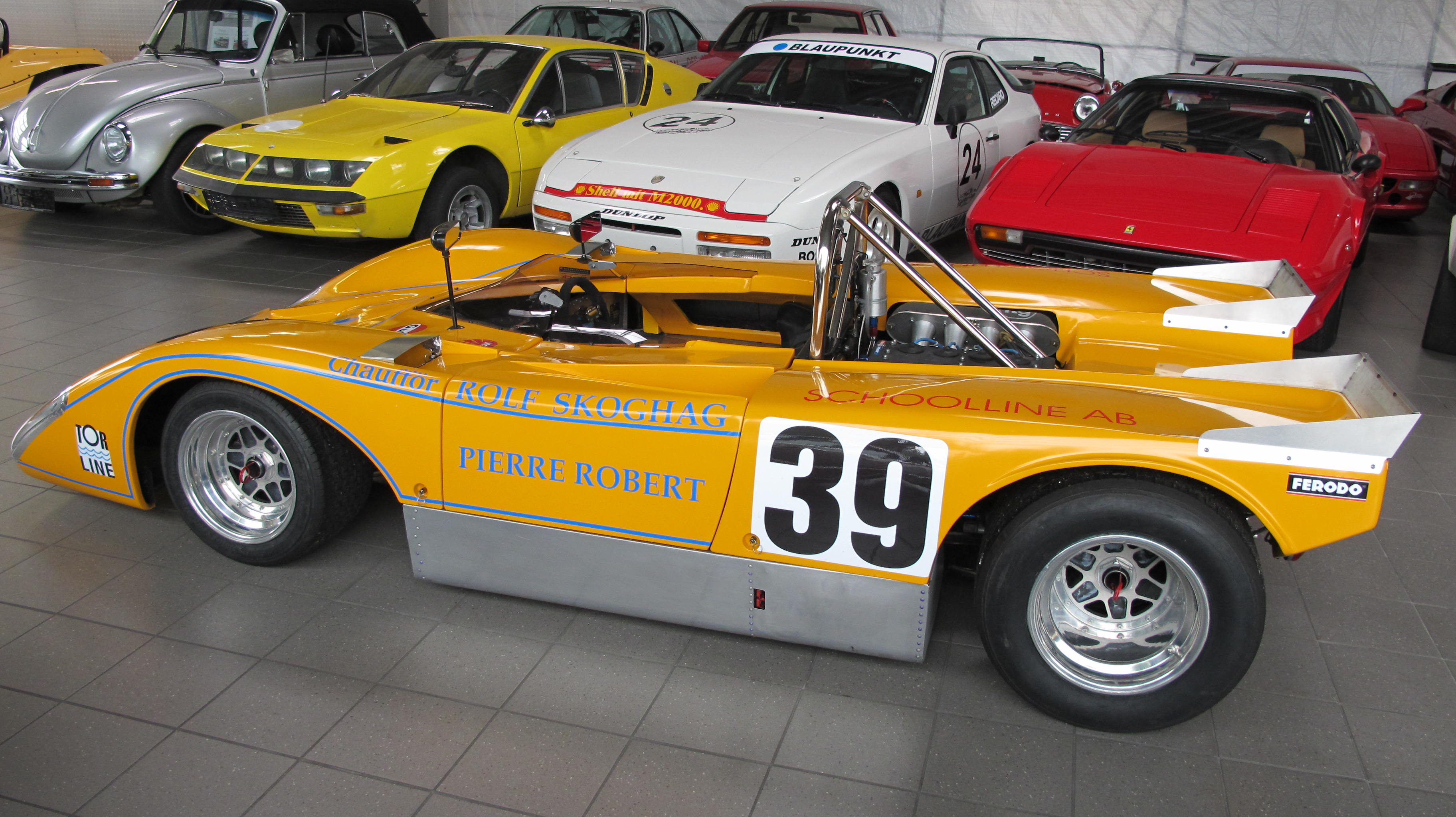LOLA T210 #SL210-14 SPORTSPROTOTYPE For Sale on EM