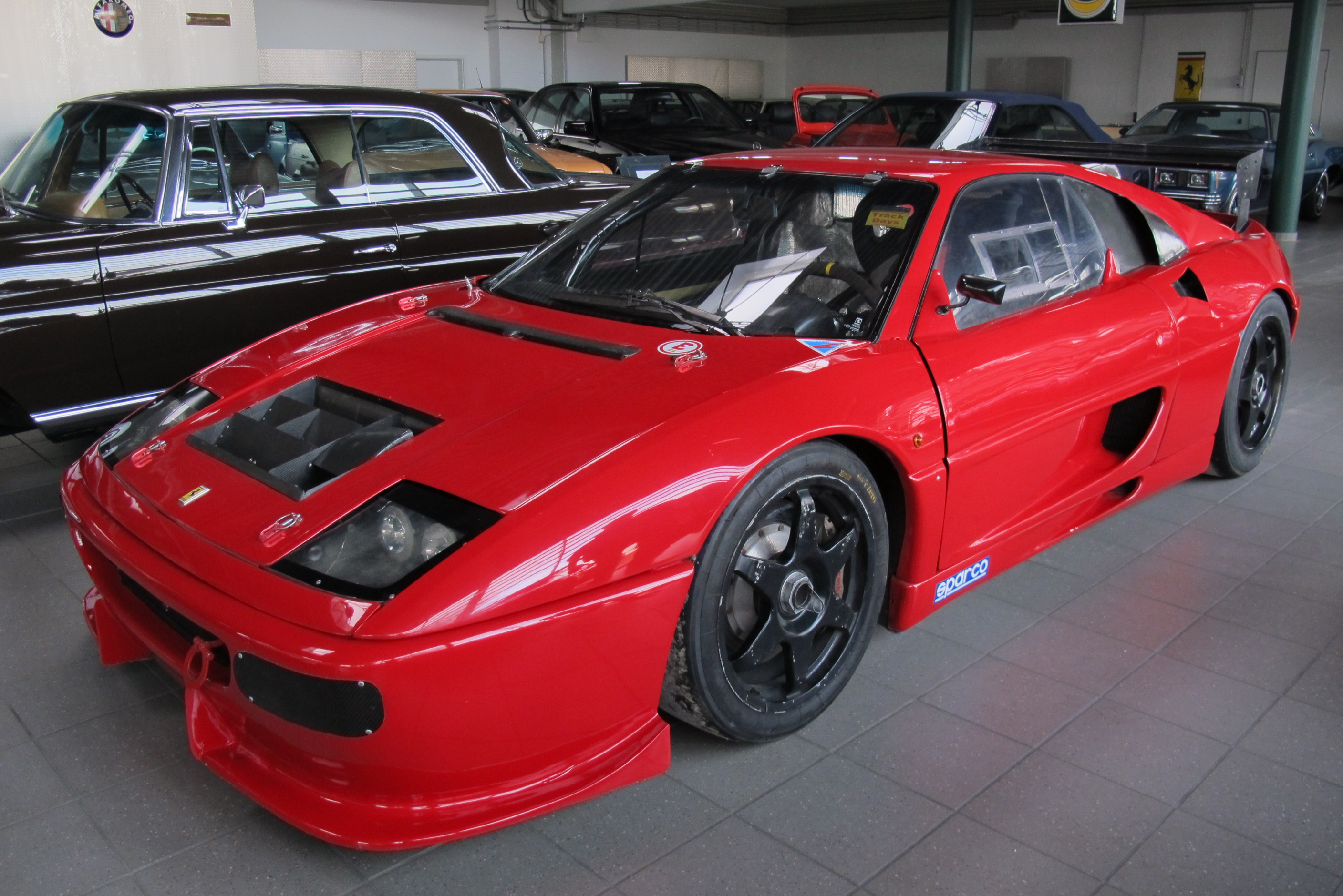 ferrari f355 gt racecar for sale on em. Cars Review. Best American Auto & Cars Review